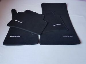 Floor mats mercedes C classe  w202 AMG C32