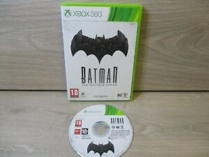 BATMAN THE TELLTALE SERIES MICROSOFT XBOX 360 GAME PAL TESTED *FREE UK POSTAGE*
