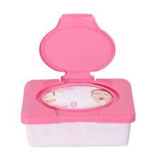 Press Baby Wipes Box Plastic Tissue Case Tissue Box