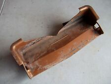 CADILLAC DeVILLE FLEETWOOD 74-76 TAIL PANEL LICENSE PLATE CENTER BUMPER FILLER