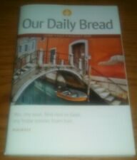 Our Daily Bread Devotional Booklet For June July August 2019