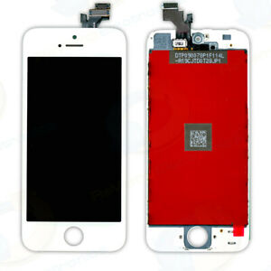 iPhone 5 A1428/A1429 Replacement LCD Touch Digitizer Screen Assembly (white)