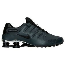 Nike Shox NZ Premium Grey / Anthracite / Black UK10 / EU45 Exclusive USA Import