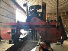 Sawmill: Wood Mizer LT 70 used