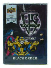 VS SYSTEM TRADING BOOSTER PACKS DC COMICS LEGION OF SUPER HEROES 7 BOOSTER PACKS