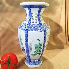 Original chinesische Porzellan Vase Da Qin Qianlong Nian Zhi