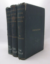 Dante - The Divine Comedy - Longfellow Translation - First American Edition 1867