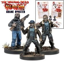 THE WALKING DEAD SHANE Booster (English) All Out War Mantic Games Reggie Zombie