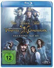 Pirates Of The Caribbean Salazars Rache Blu Ray