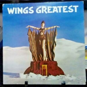 PAUL McCARTNEY & WINGS Wings Greatest Album Released 1978 Vinyl Collection USA