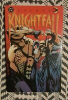 Batman - Knightfall - TPB Volume 1 & 2 - Softcover Graphic Novel - 1993