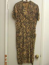 New listing Vintage 1950's Silky Dress