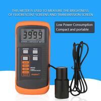 SM208 Screen Brightness Meter Luminance Meter with Mini Light Detector WT