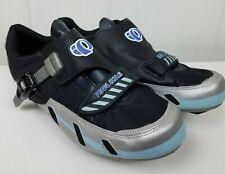 Pearl Izumi shoes Black Silver Strap Cycling Shoes Biking Size 41