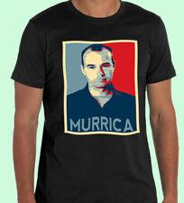 Team Murr Murrica America Impractical Jokers Black T-Shirt S M L Xl 2Xl 3Xl