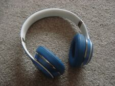 LikeNew Beats by Dr. Dre Solo 2 Wired Headband Headphones - Luxe Edition Blue