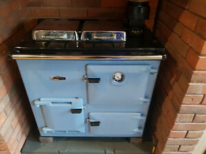 Your old  Rayburn cooker can go electric! Or have a pretty one -easy swop over.