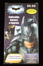2008 PGM Batman The Dark Knight Sticker Value Box