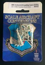 SAC 48362 IDF F-CK-1C/D Landing Gear replacement for 1/48th Freedom Models +