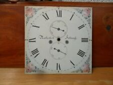 More details for longcase / grandfather clock face rutherford ledburgh