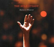 The Hold Steady - Heaven Is Whenever (2010 CD) Digipak (New & Sealed)