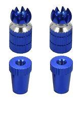 Apex RC Products Blue JR XG6 XG8 XG11 XG14 / DX7 TX Gimbal Sticks #1705