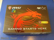 """MSI GL62M 7RD-265 15.6"""" Gaming Laptop - i5-7300HQ (Kaby Lake), GTX1050, 1TB HDD"""