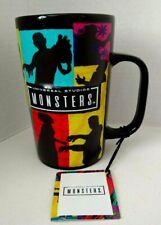 Universal Studios Exclusive Universal Monsters Heat Reactive Coffee Mug New