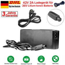 NEU 42V/2A Ladegerät Netzteil Adapter Für Balance Elektro Scooter Elektroroller