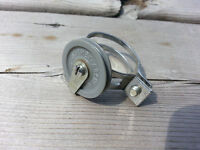 VINTAGE STURMEY ARCHER THREE SPEED JOCKEY WHEEL SHIFTER CABLE PULLEY 25.4MM USED