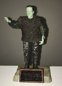 """2000 Sideshow Toy: Son of Frankenstein 8"""" Figure"""