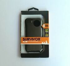 Griffin Survivor Slim Silikon Case GB38162 for iPhone 5c + Screenprotector, OVP