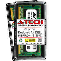 16GB 2x 8GB PC3-12800 DDR3 1600 MHz Memory RAM for DELL INSPIRON 15 (5547)