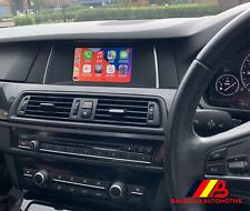 BMW 5 Series F10 F11 Wireless Apple Carplay Android Auto Interface