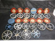 Old 1930-1960 FAMILY TRAVEL FILMS HOME MOVIES Florida California Mexico LOT 16