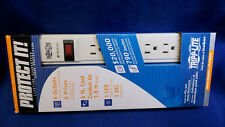 Tripp Lite Surge Protector TLP606 Power Strip 120v 6 Outlet 6' Cord 790 Joule