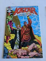 Ka-Zar The Savage #12 March 1982 Marvel Comics HIGH GRADE