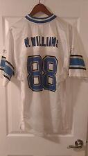 NFL Reebok Detroit Lions Mike Williams #88 Jersey Men Size M
