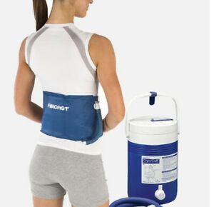 Aircast Cryo Cuff Cold Therapy Back Hip Rib Complete SET Ships FREE!