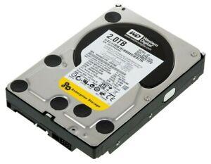 "Disque dur Western Digital RE4-GP WD2002FYPS 3.5"" 2 To - SATA II - 5400 tr/min."