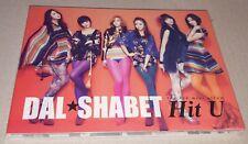 DAL SHABET DALSHABET HIT U 4TH MINI ALBUM K-POP CD SEALED