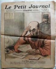 C1 Petit Journal Illustre LANDRU DANS SA CELLULE 1922 Galland Rapeno PORT INCLUS