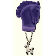 HORSE & WESTERN JEWELLERY JEWELRY LADIES GIRLS PONY NECKLACE GIFT BOXED SILVER
