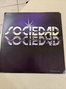 SOCIEDAD 76 JHONNY ZAMOT RARE LATIN SALSA RECORD LP FANIA ORIGINAL