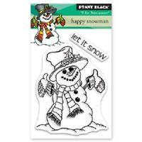 Penny Black 30-275 Mocha Moments Transparent Stamp Set