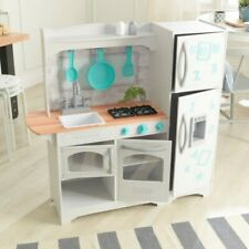 Kidkraft Countryside Play Kitchen | Kids Wooden Kids Play Kitchen