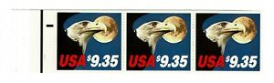 carnet sellos USA 9,35 X 3  28,05 dolares Expres mail eagle 1983 stamps