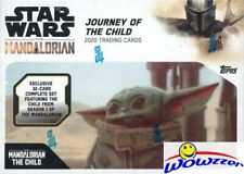 2020 Topps Star Wars: Mandalorian Journey of the Child BABY YODA Sealed Box