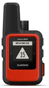 Garmin inReach Mini Orange Travel Lighter Communicate Smarter 010-N1879-00