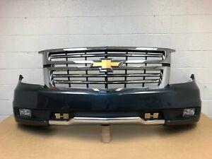 2015 2016 2017 2018 2019 2020 chevy tahoe suburban Z71 front bumper DK Shadow#22